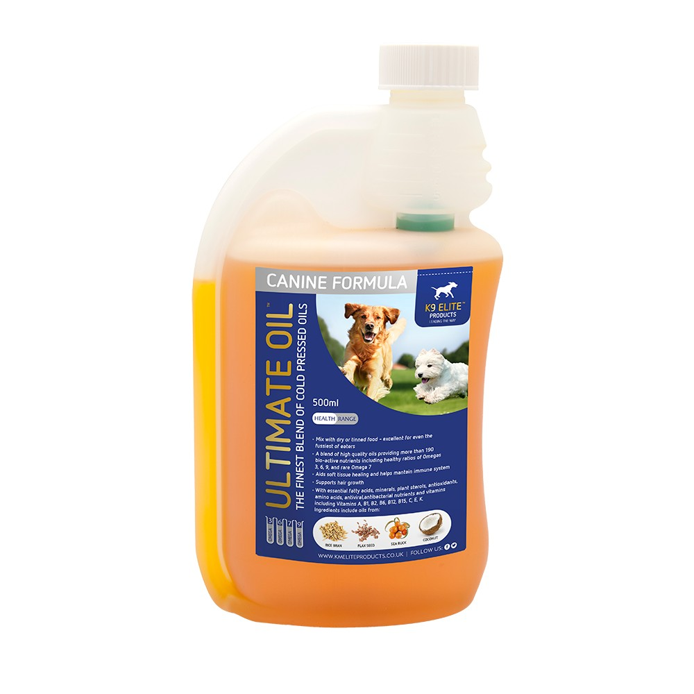 Canine Ultimate Oil 500ml