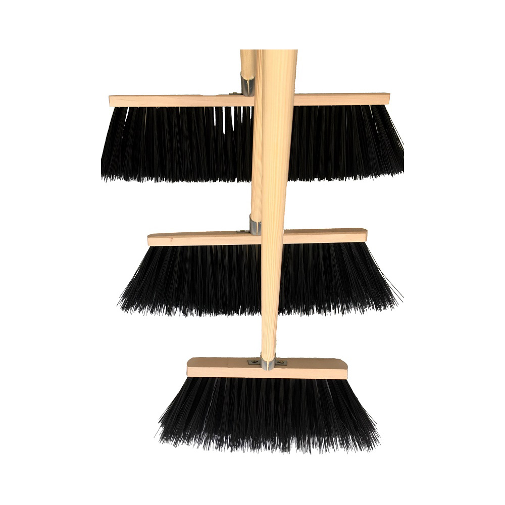 Yard Flick Broom 16'' Medium