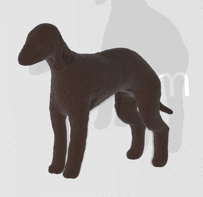 Bedlington Terrier Launches next