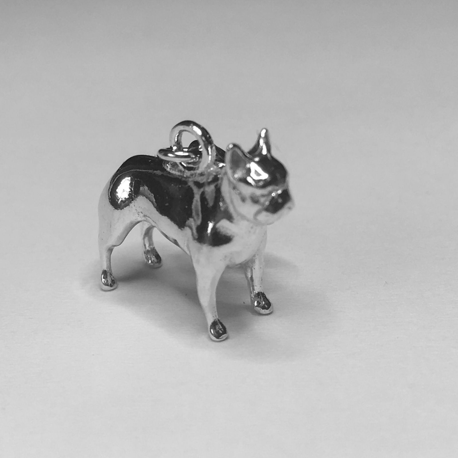 French Bulldog Dog Charm