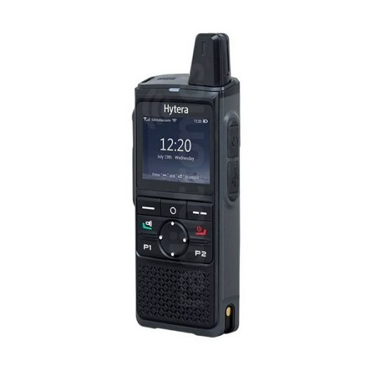 SETTING UP THE HYTERA PNC370