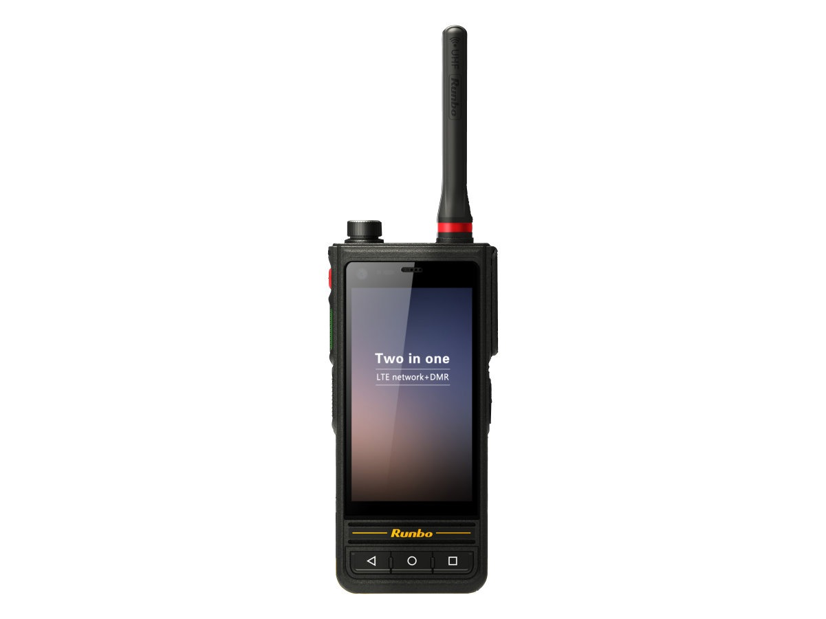 RUNBO E81 LTE/DMR