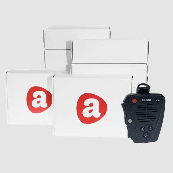 Aina PTT Voice Responder - Teampack (10)
