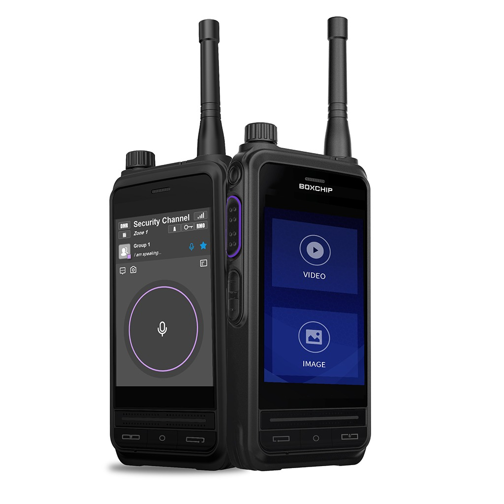 Boxchip S900A PLUS VHF or UHF DMR 4G/LTE