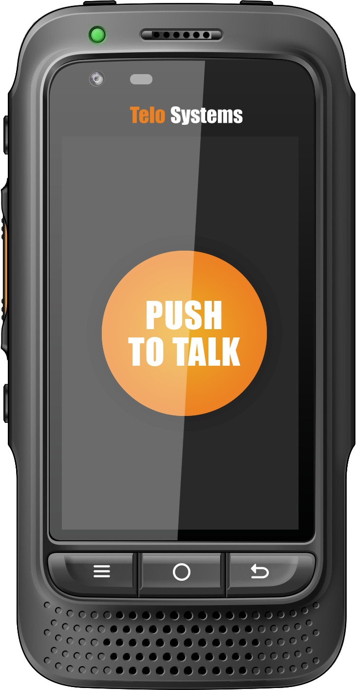 TE580 Plus Network Portable Radio