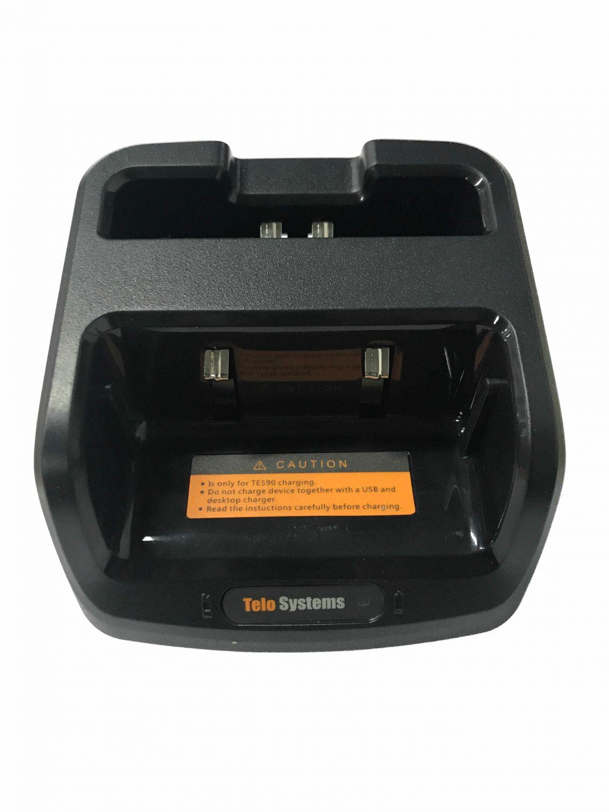 Single Desktop Charger - TE590 Portable