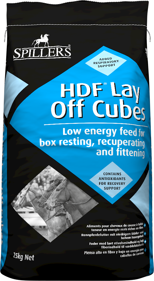Spillers HDF Lay-Off Cubes