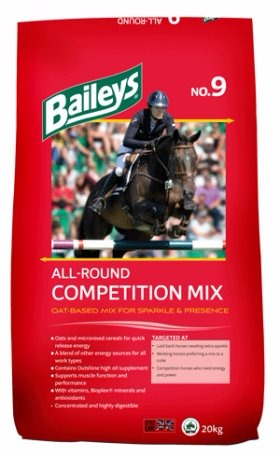 Baileys No. 9 All-Round Competition Mix