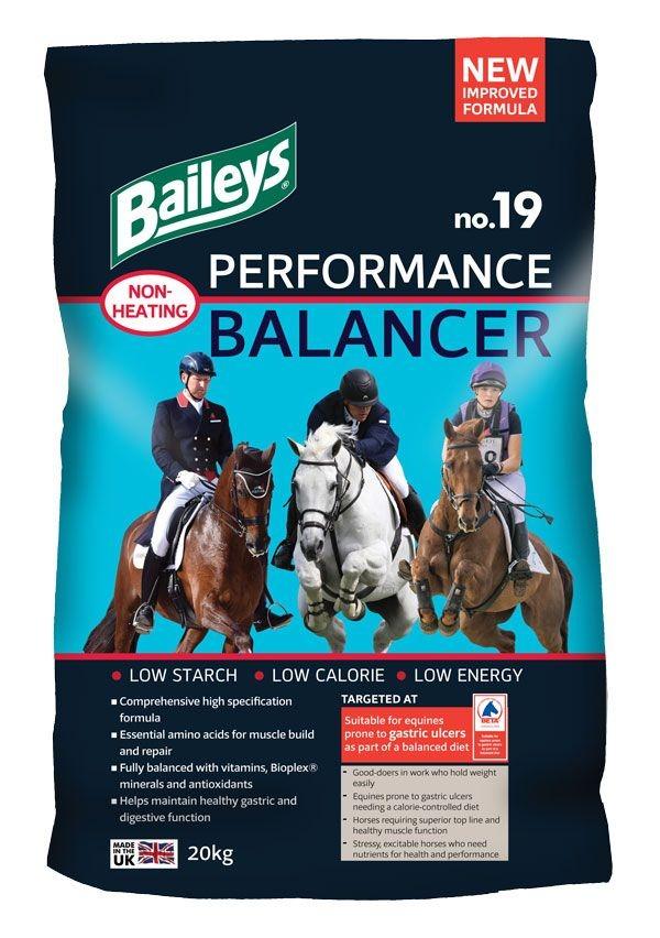 Baileys No. 19 Performance Balancer