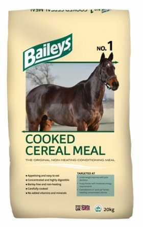 Baileys No. 1 Cooked Cereal Meal