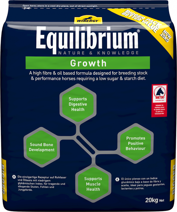 Winergy Equilibrium Growth