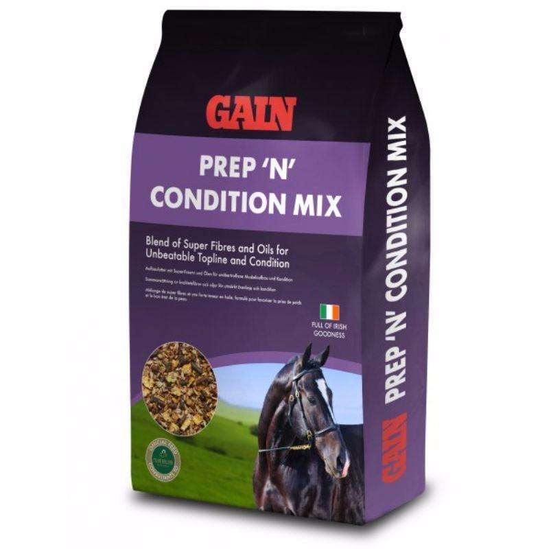 Gain Prep 'N' Condition Mix