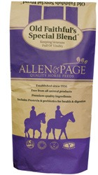 Allen & Page Old Faithful's Special Blend