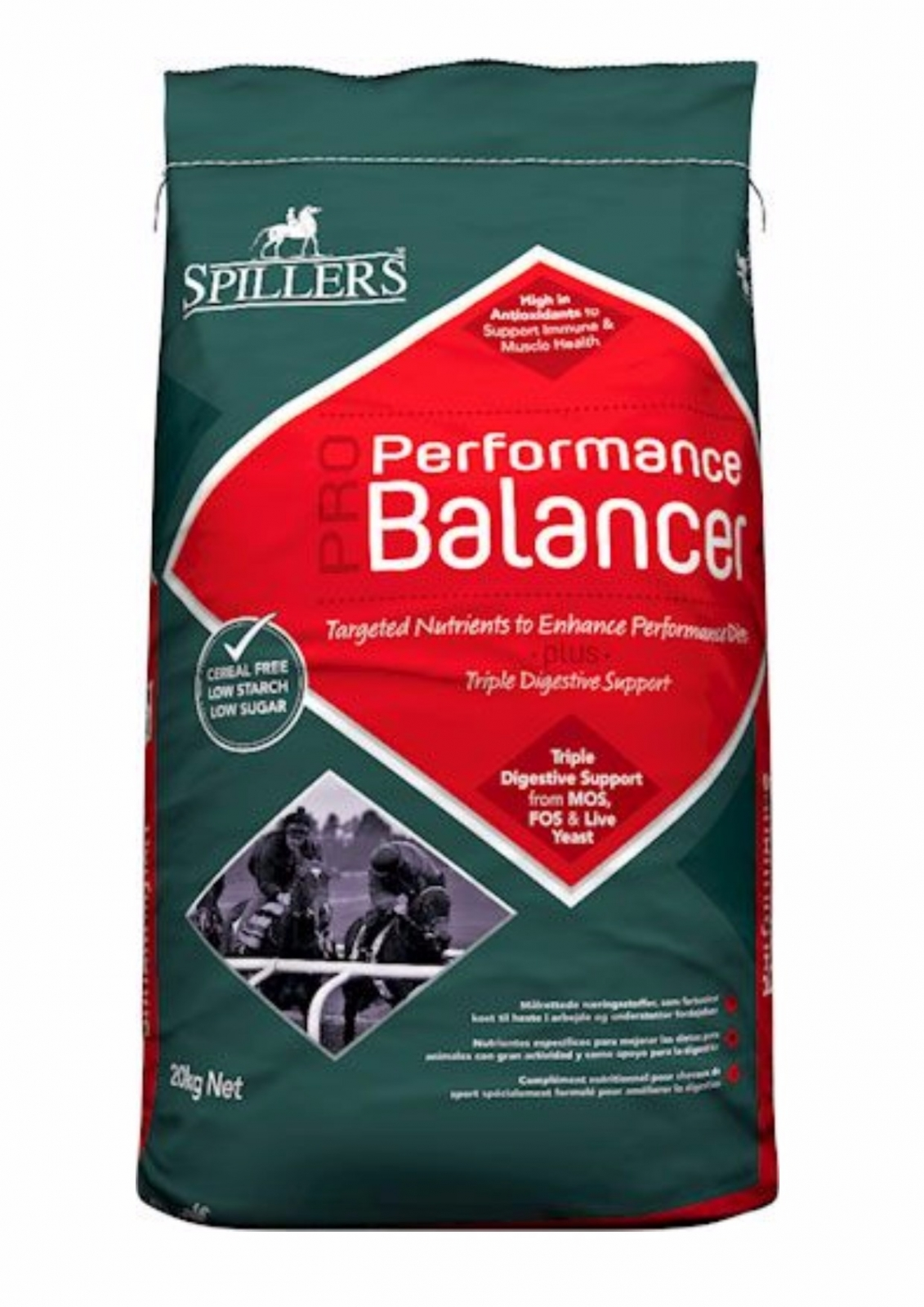 Spillers Pro Performance Balancer