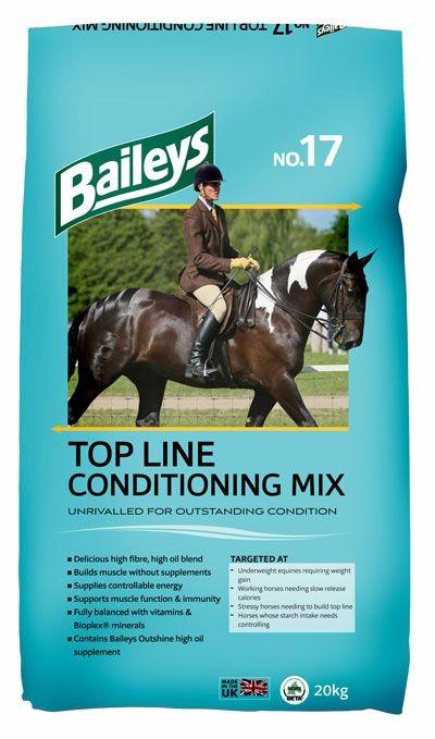 Baileys No. 17 Topline Mix