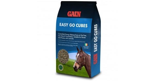 Gain Easy Go Cubes 25kg