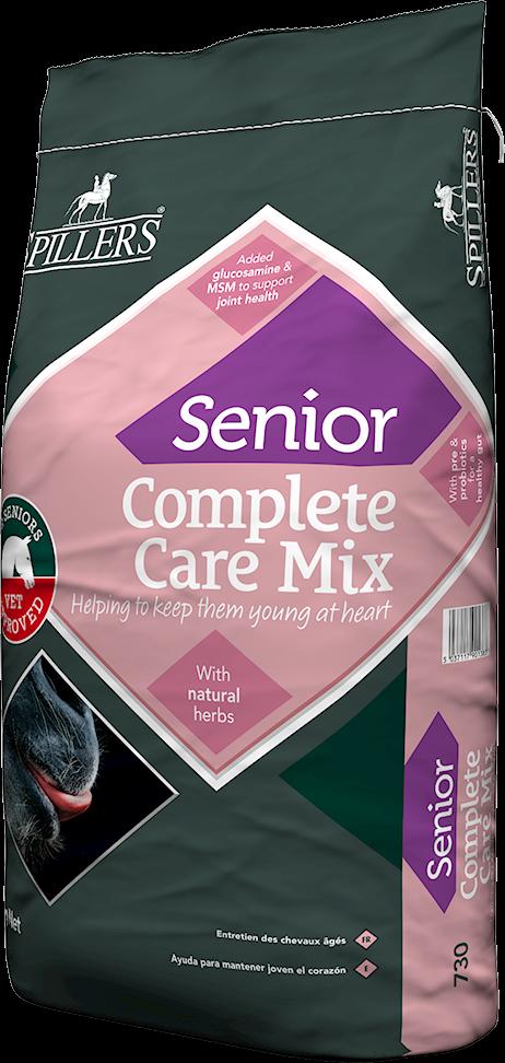 Spillers Senior Complete Care Mix 20kg