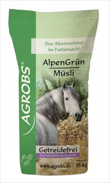 AlpenGruen Muesli 15kg