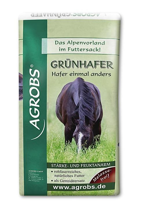 Gruenhafer 15kg