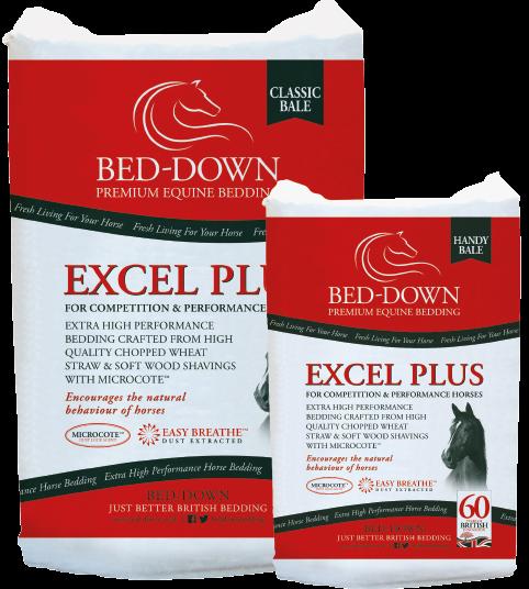 Bed Down Excel Plus