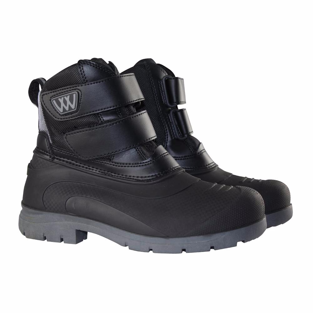 Woof Wear Easy Close Short Muck Boot, Wellingtons & Yard Boots ...