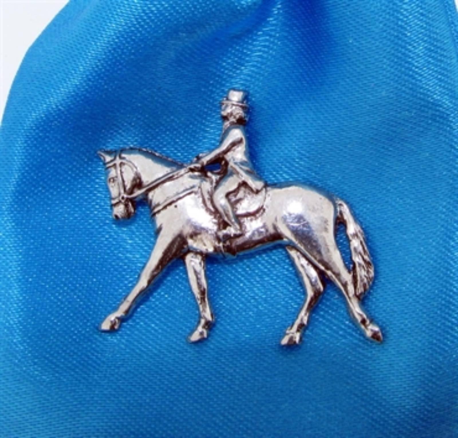 Dressage Horse Pin