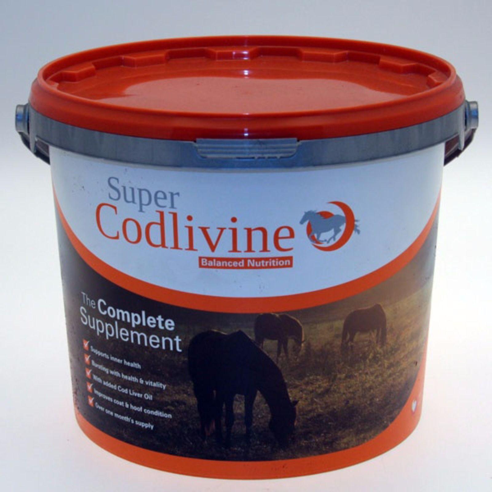Super Codlivine 2.5kg