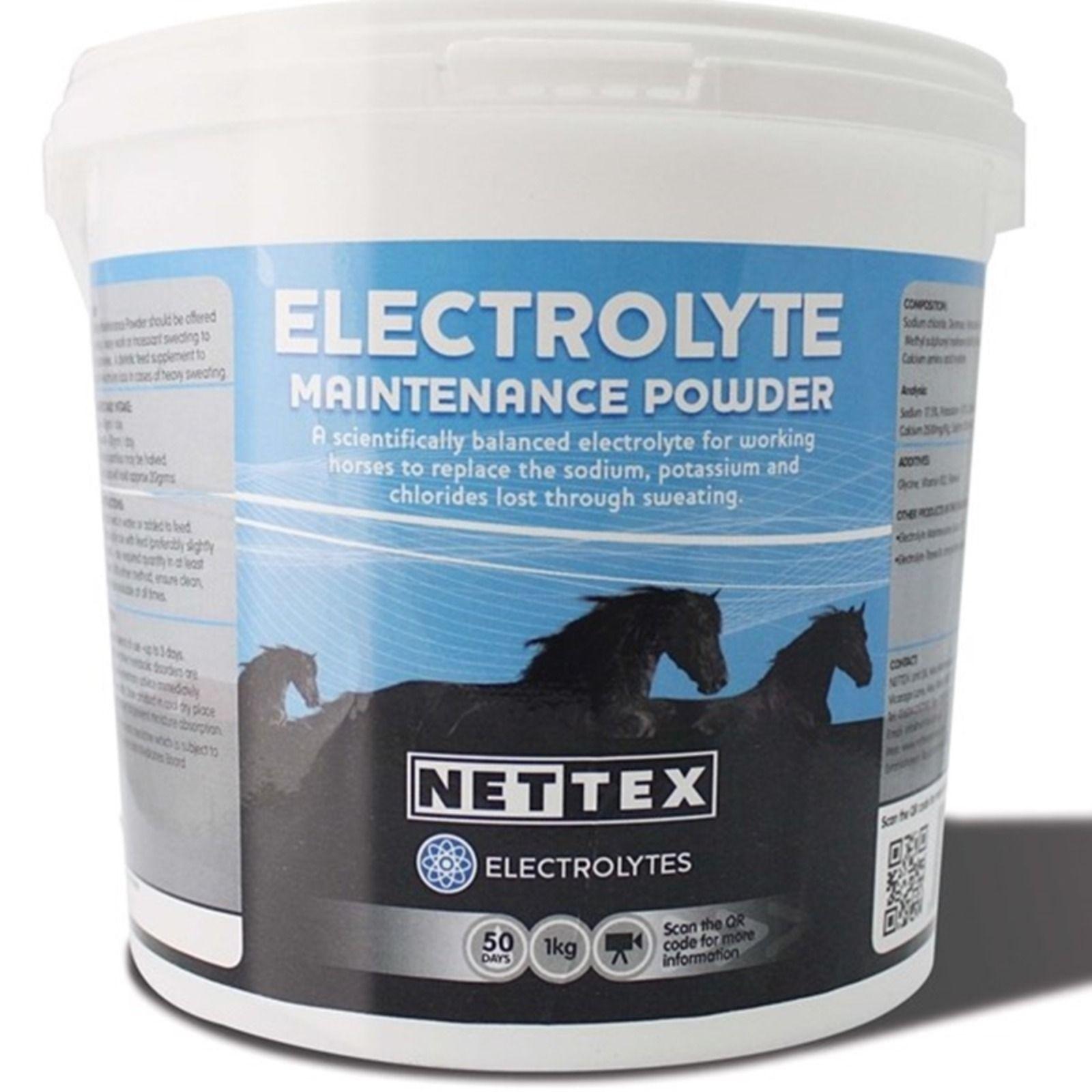 Nettex Electrolyte Maintenance 1kg