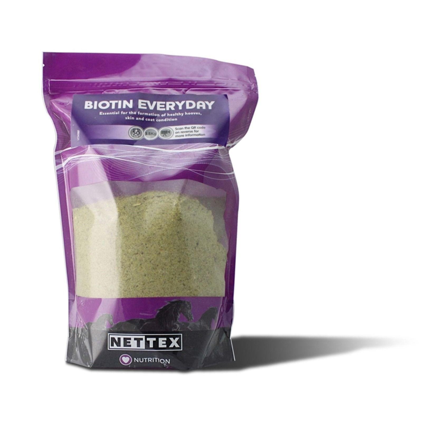 Nettex Biotin Everyday 1.5kg