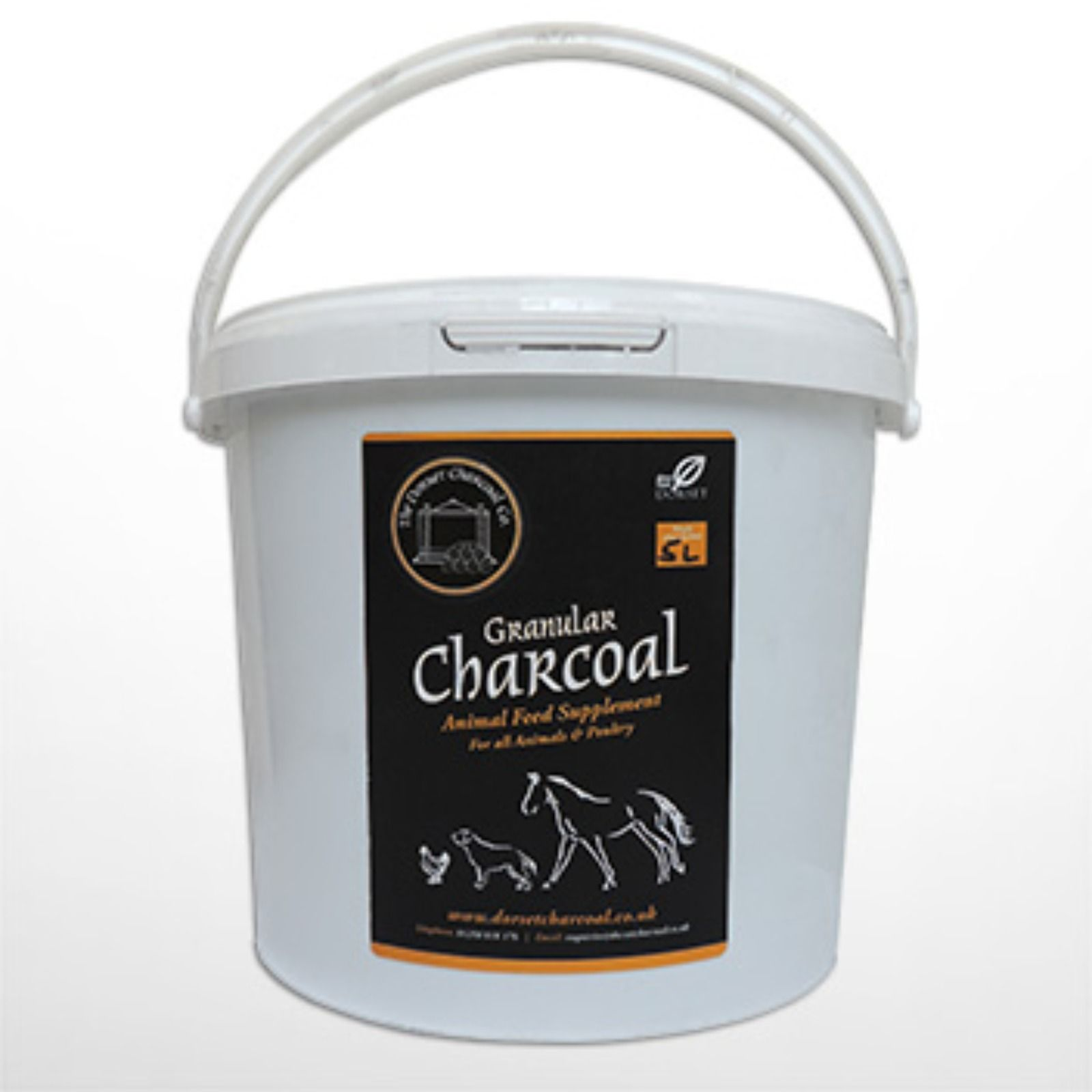 Dorset Charcoal Supplement