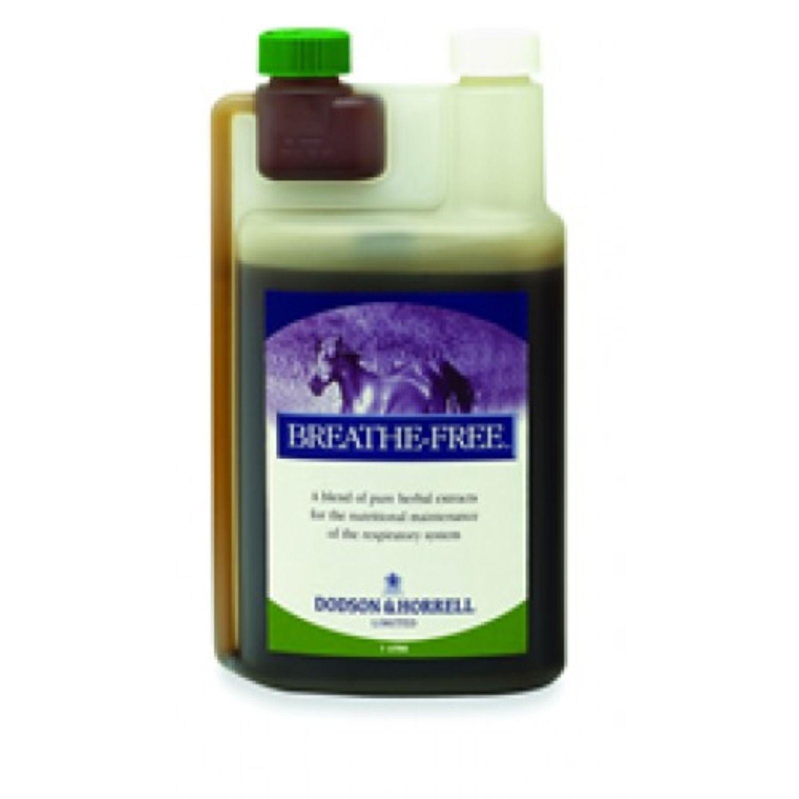 Dodson & Horrell Liquid Breathe Free 1ltr