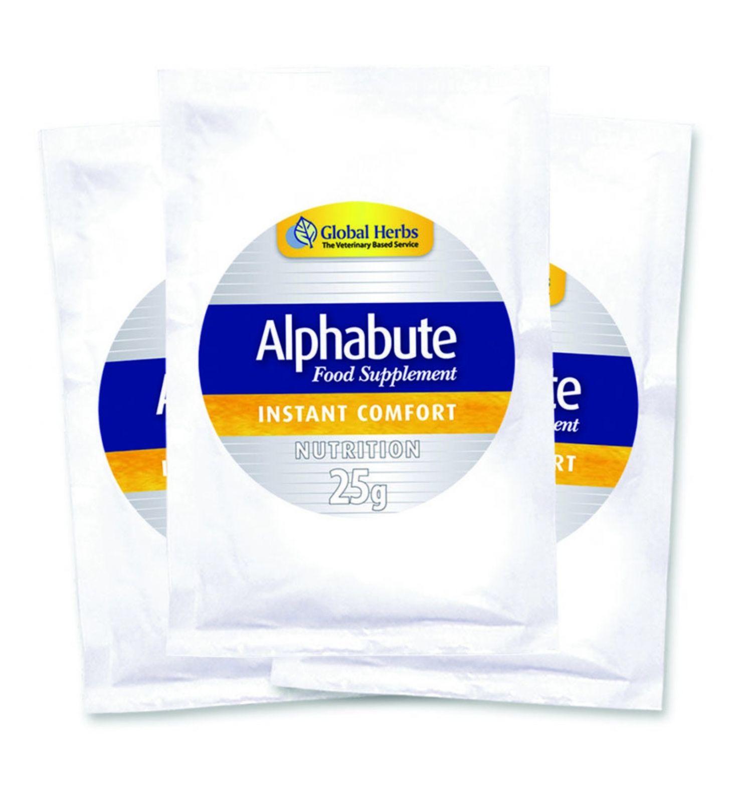 Global Herbs Alphabute Sachet