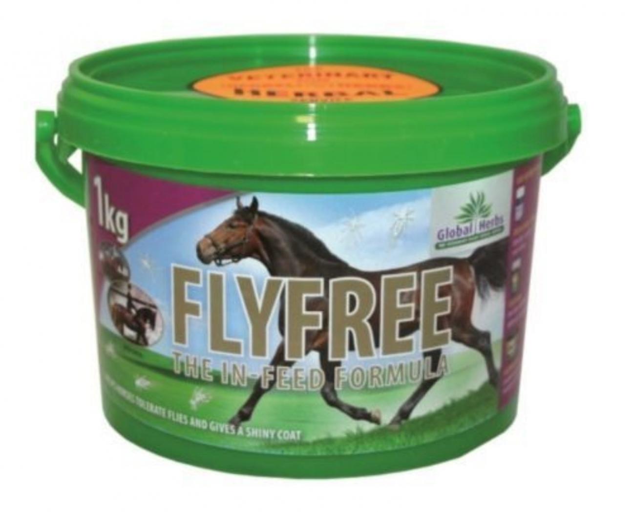 Global Herbs Fly Free