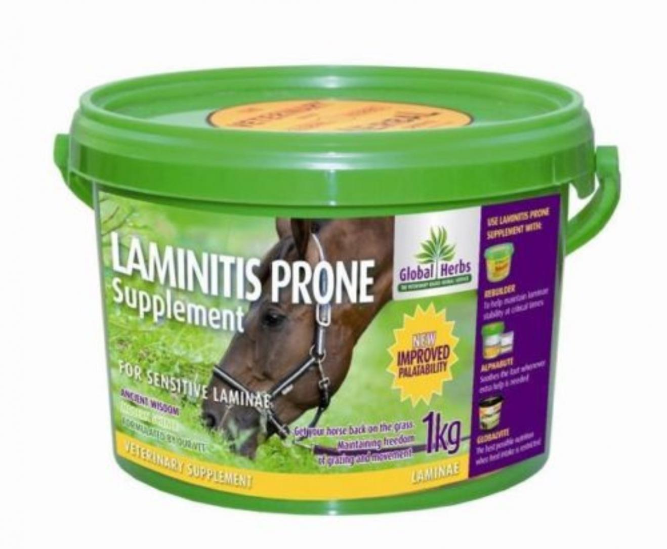 Global Herbs Laminitis Prone Supplement 1Kg