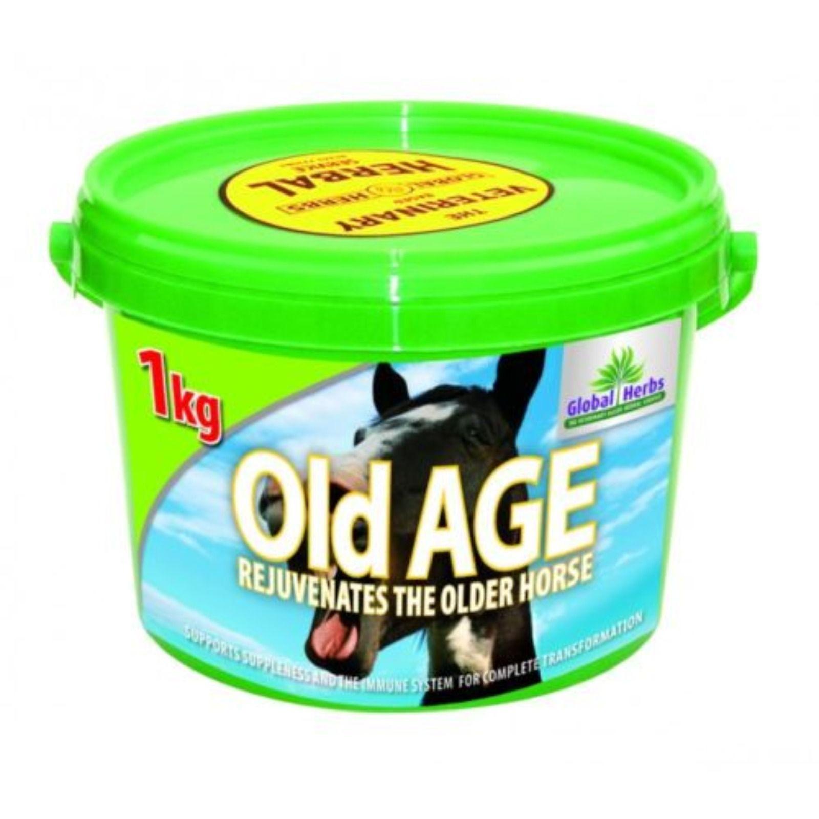 Global Herbs Old Age 1KG