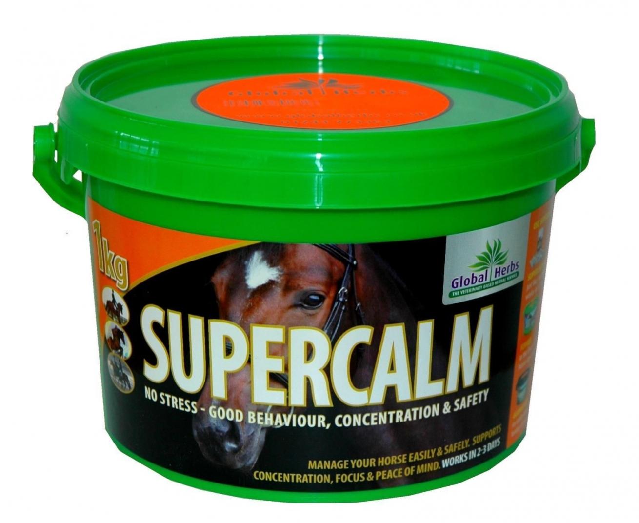 Global Herbs Super Calm Instant
