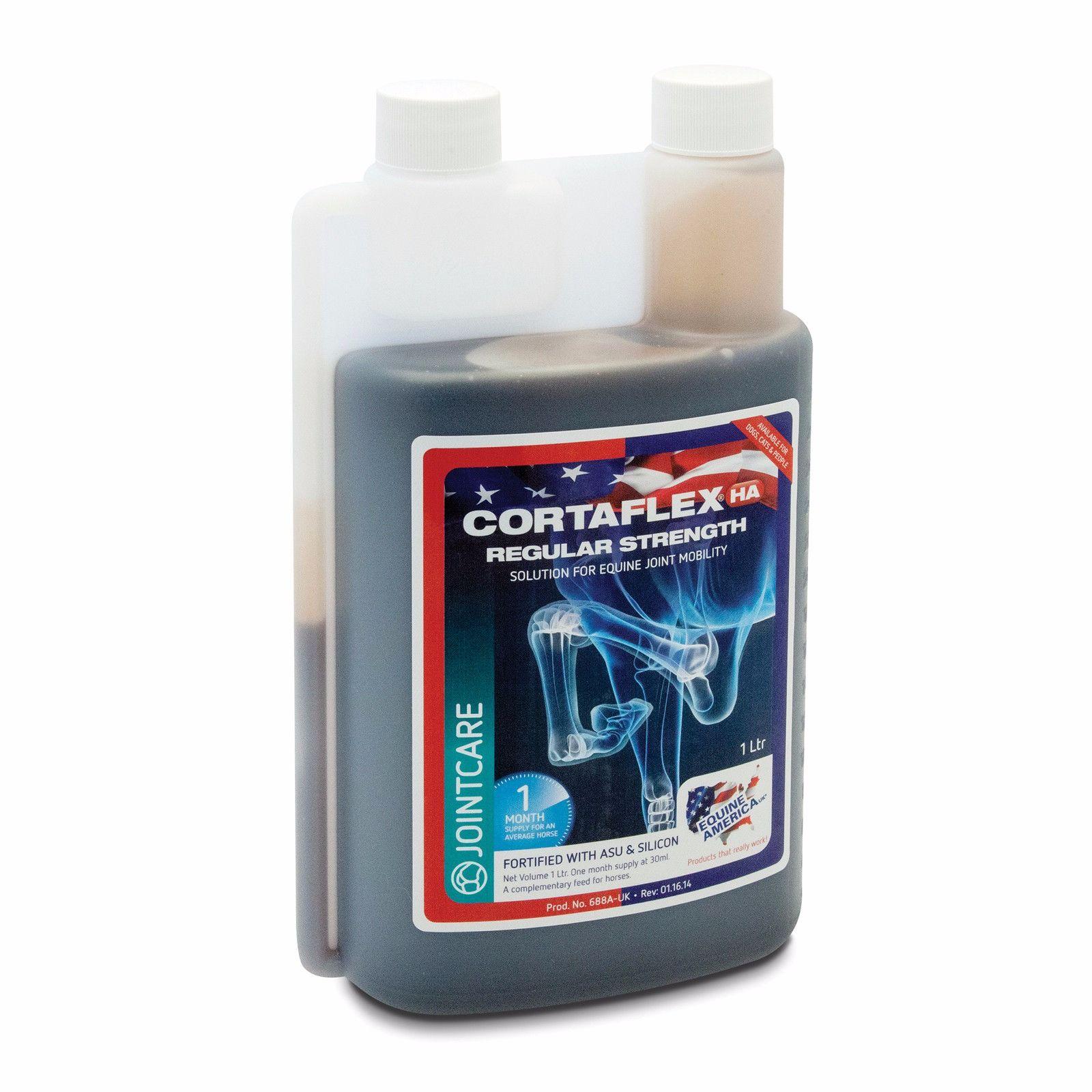 Equine America Cortaflex HA Regular Liquid