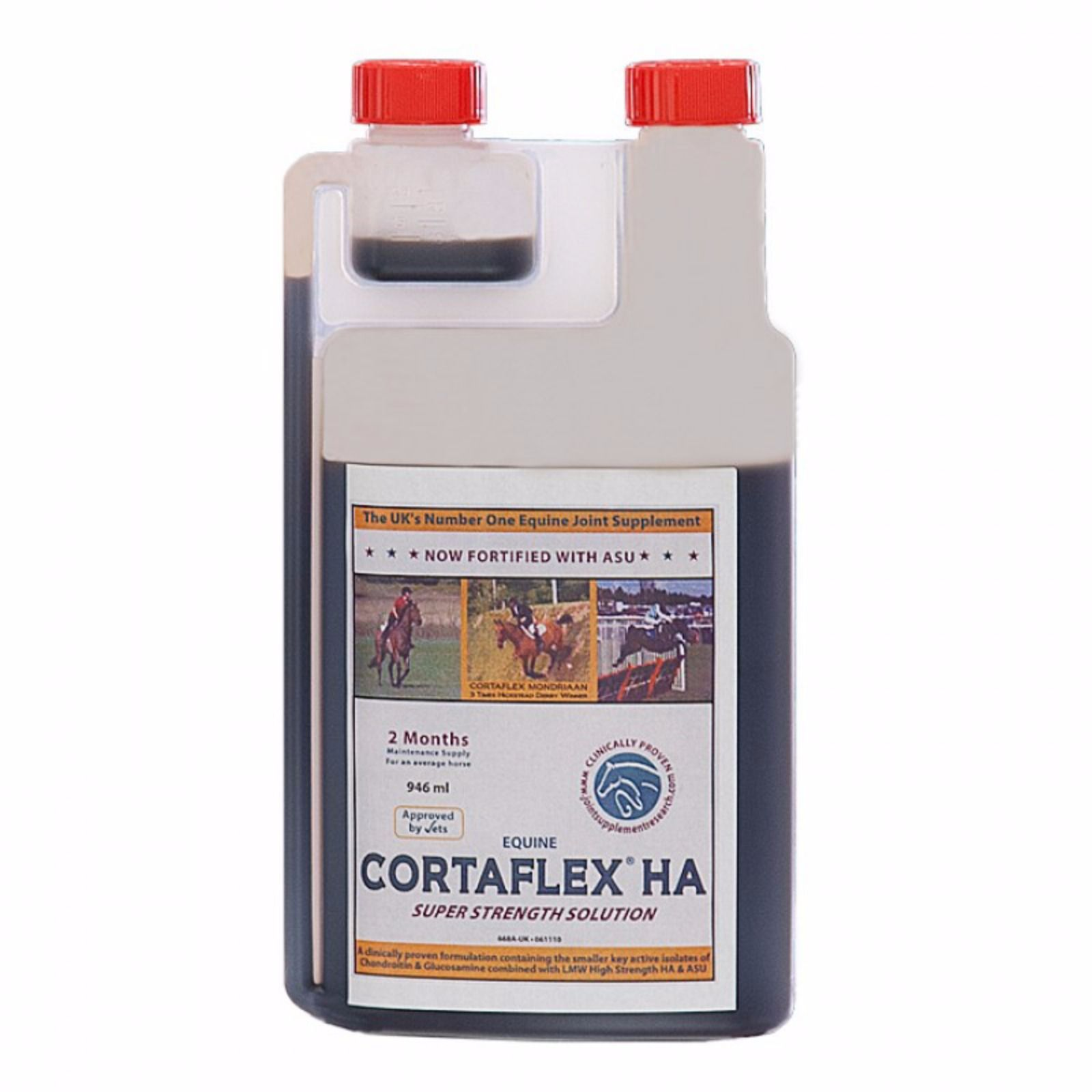 Equine America Cortaflex Super HA 946 ml