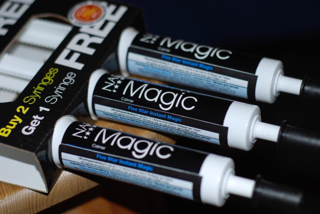 NAF 5 Star Magic Instant 3 Syringes