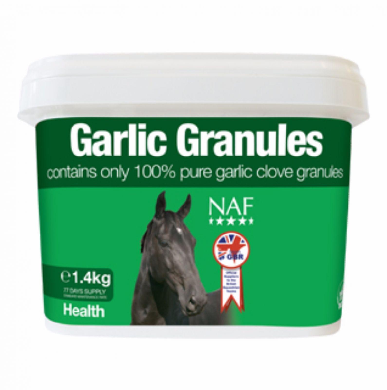 NAF Garlic Granules 20 Kg