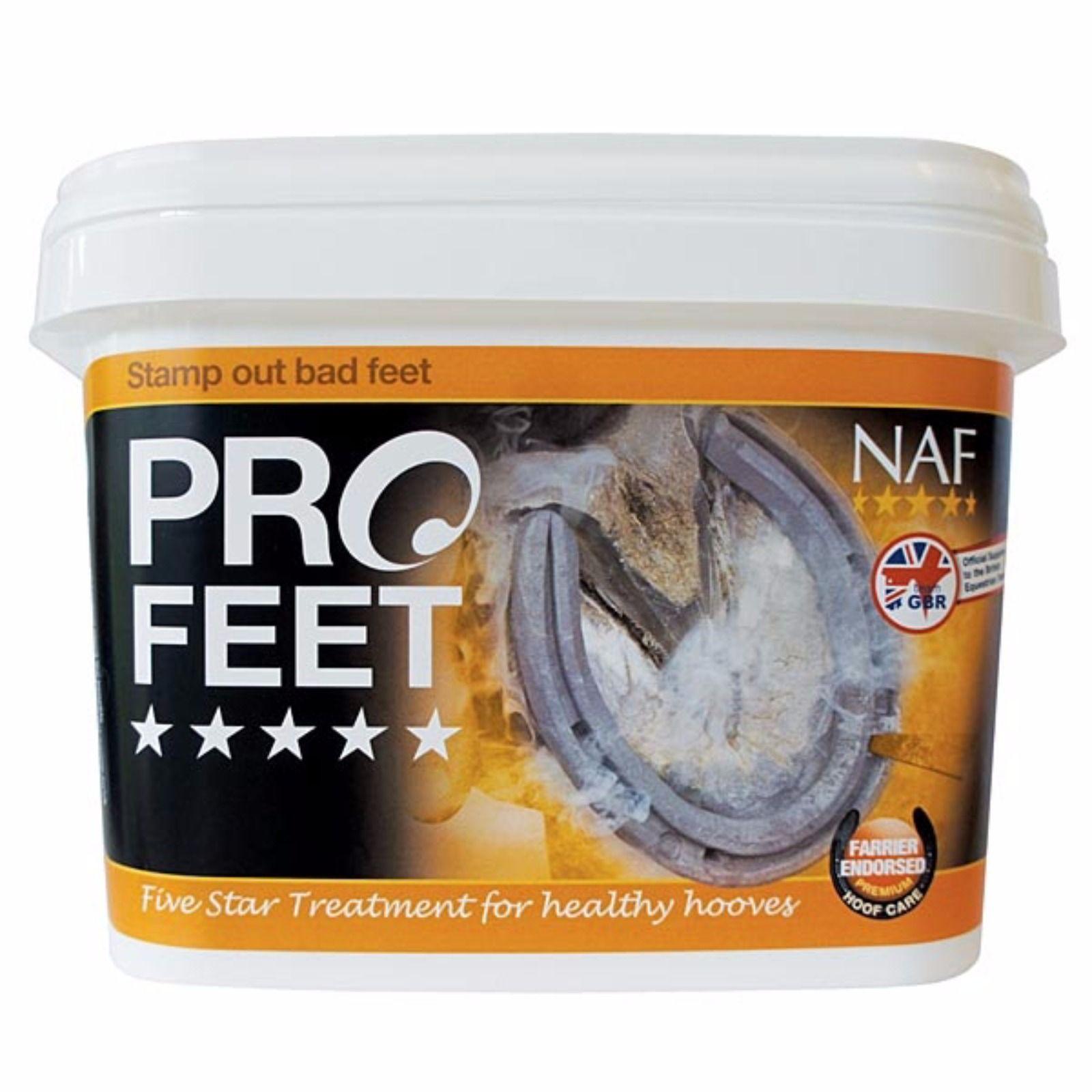 NAF  5 Star Pro Feet Powder