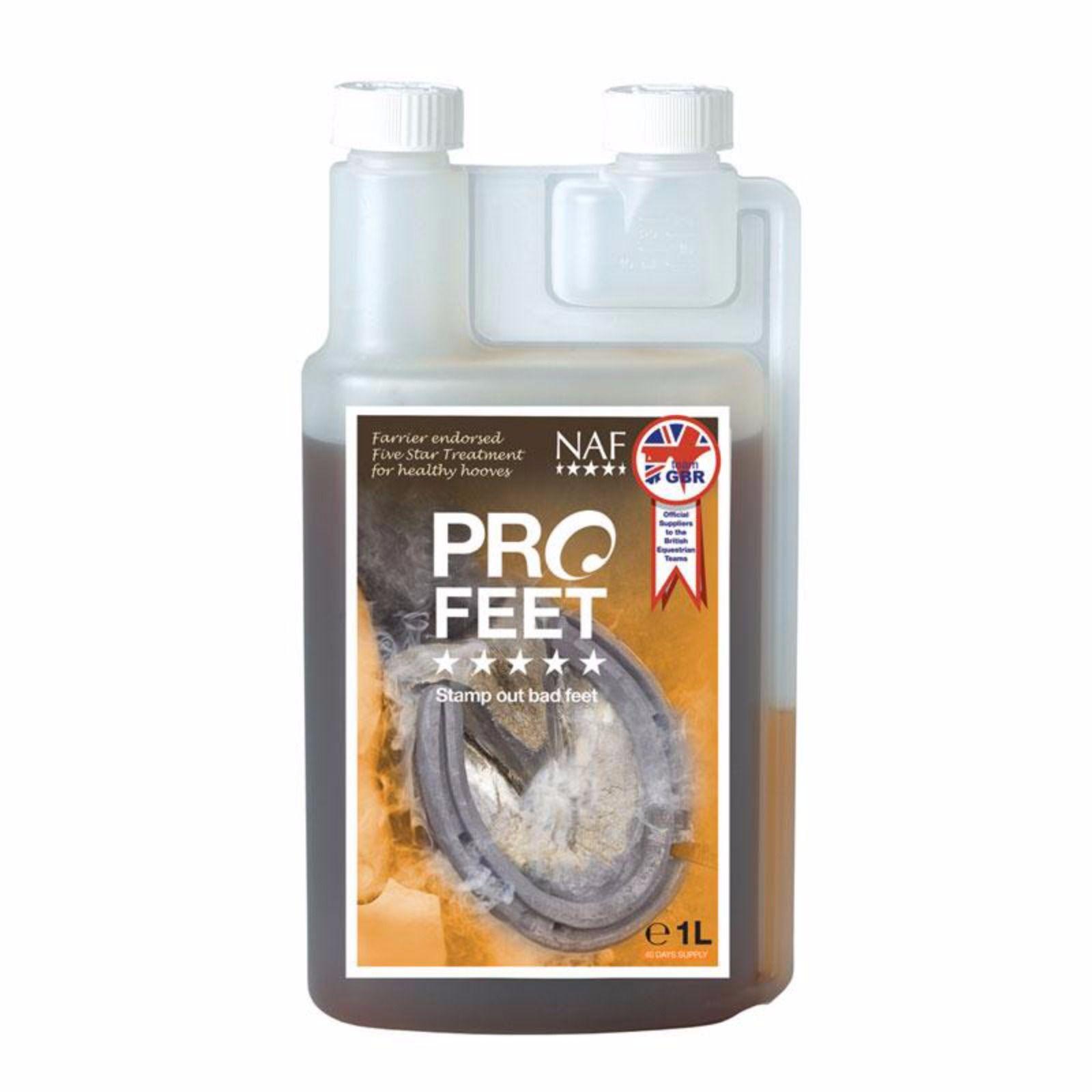 NAF 5 Star Pro Feet Liquid