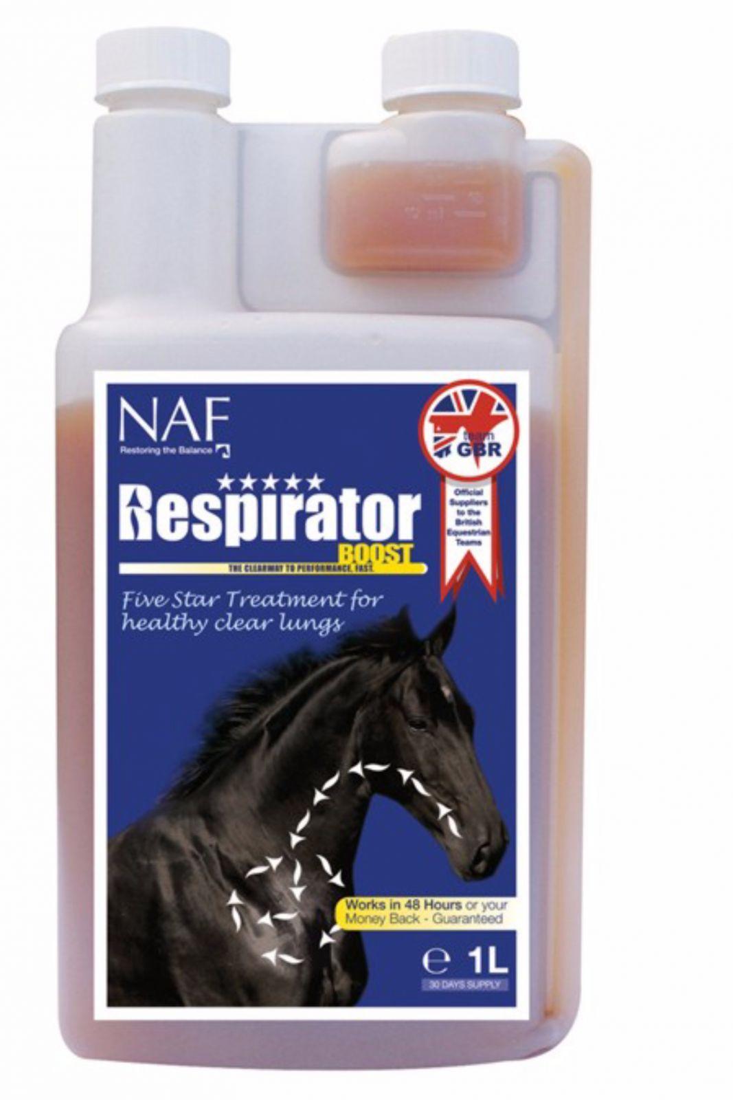 NAF 5 Star Respirator Boost
