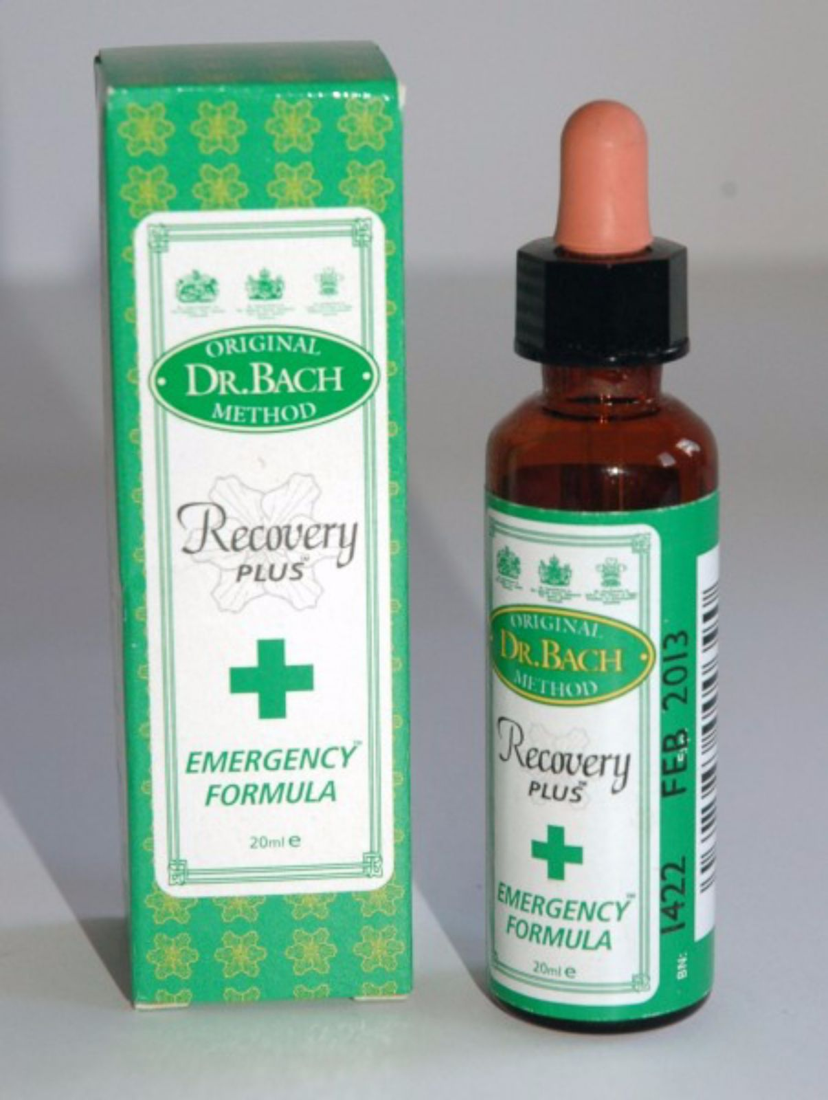 Natraliving Health Dr Bach Recovery Plus Remedy