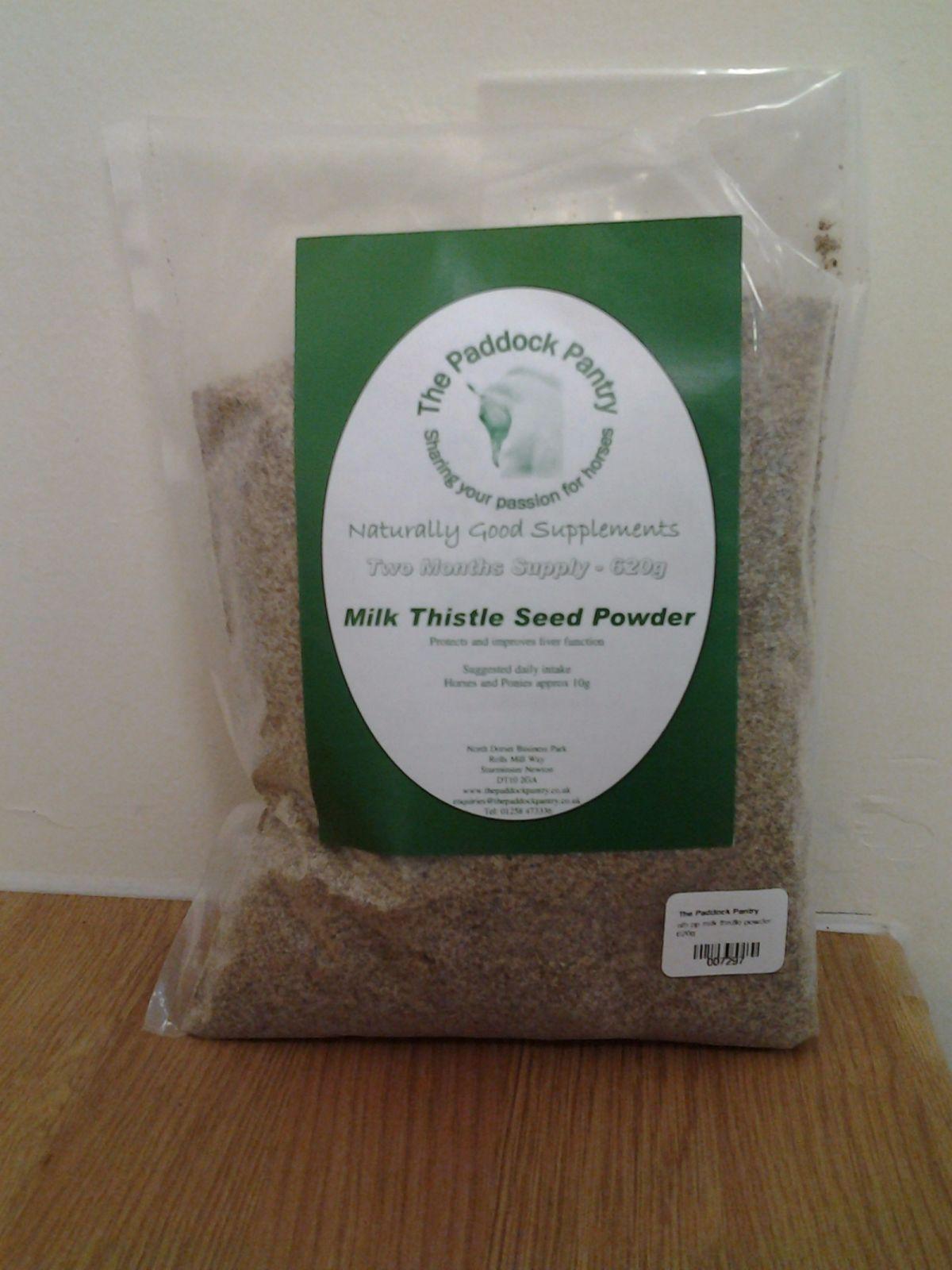 NLH Milk Thistle Seed Powder
