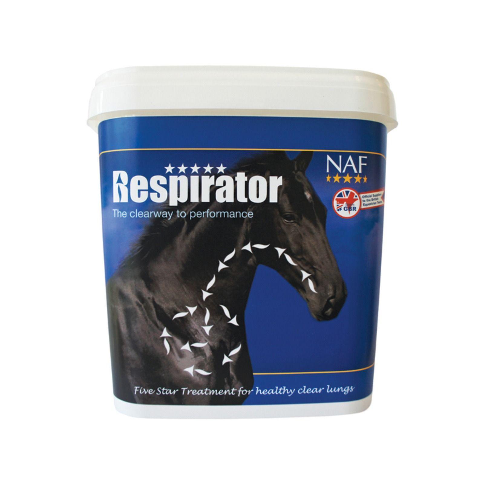 NAF Respirator 2.5 Kg