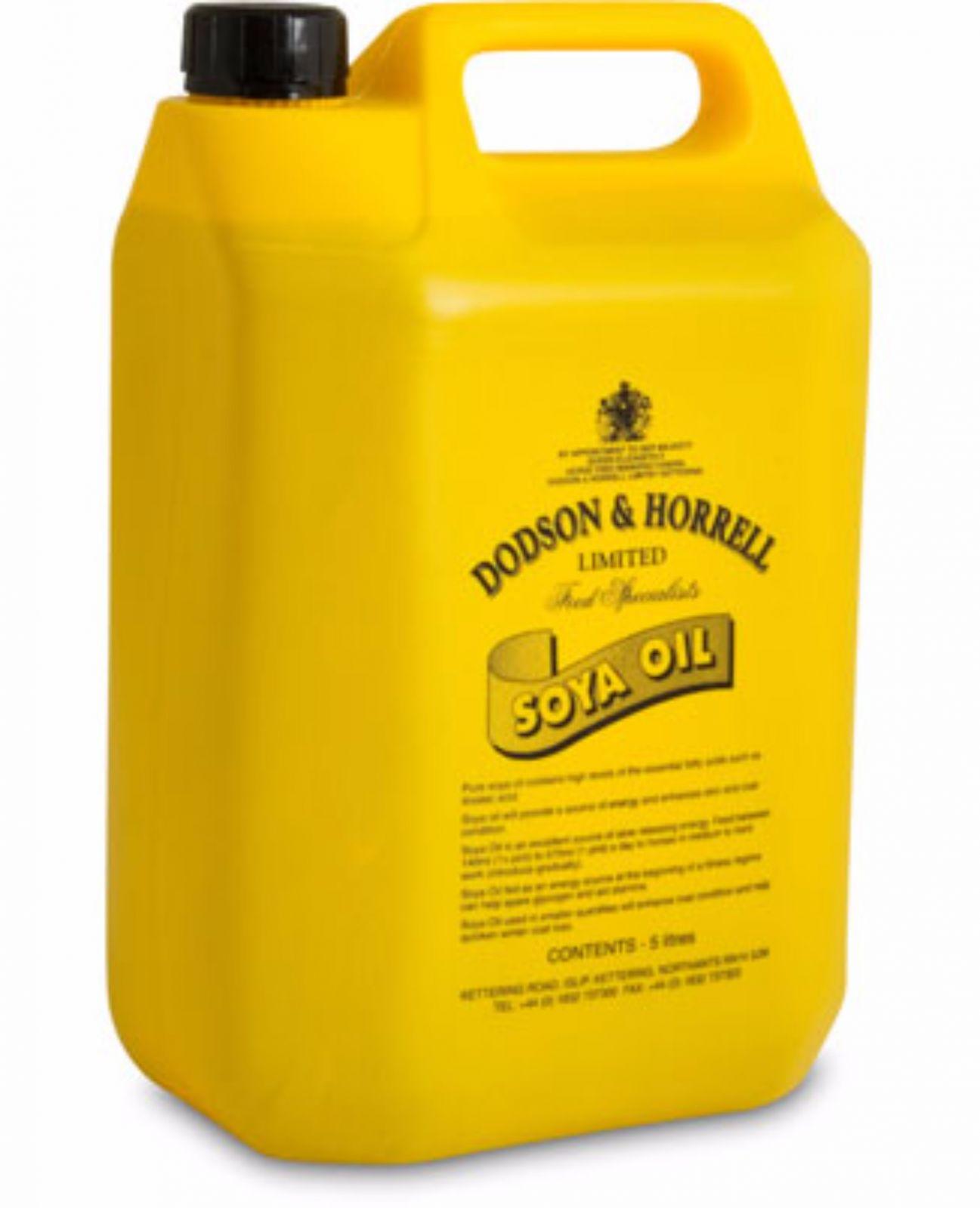 Dodson and Horrell Soya Oil 20 Litre