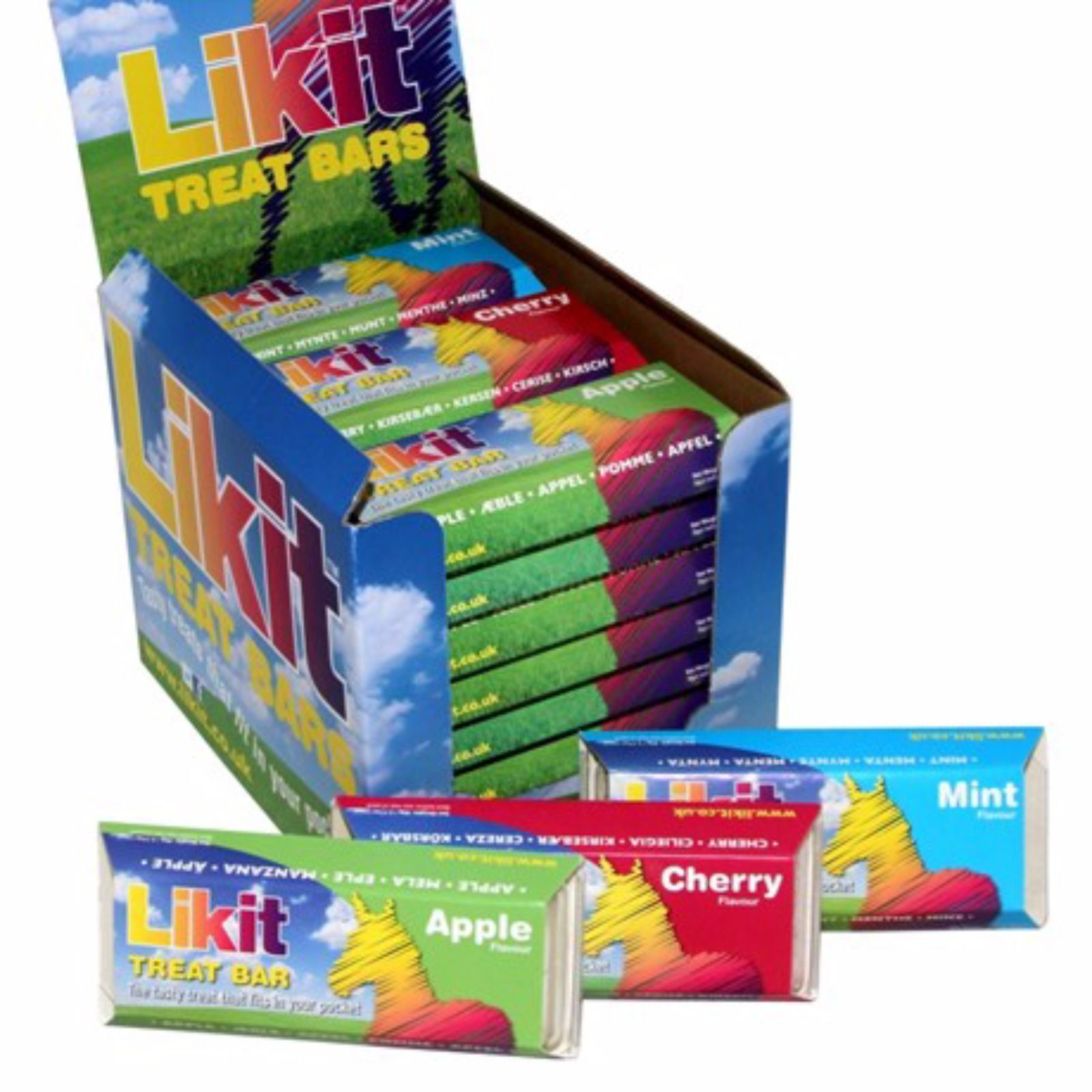 Likit Treat Bar Assorted Assorted Flavours