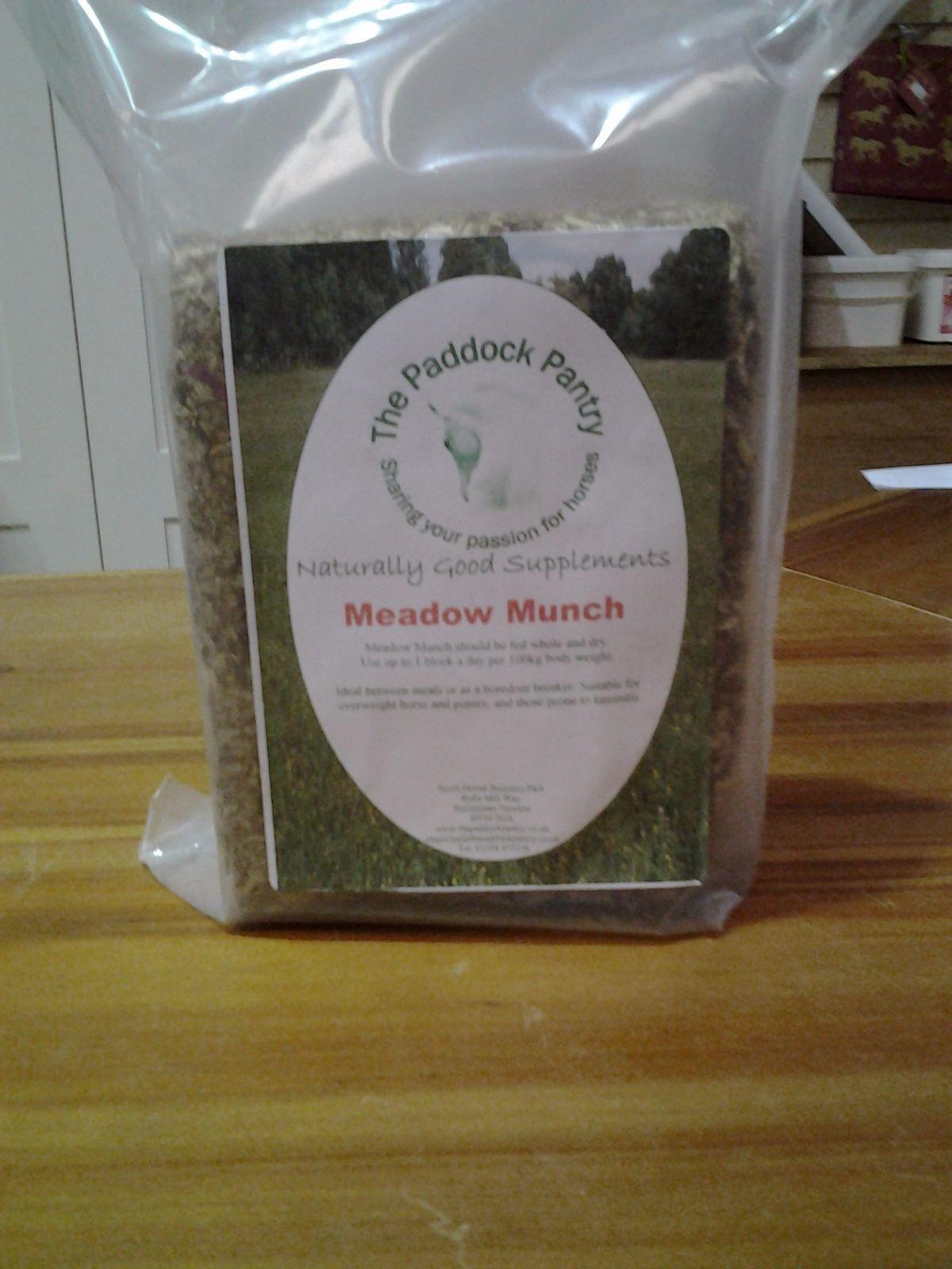 The Paddock Pantry Meadow Munch 1 Kg