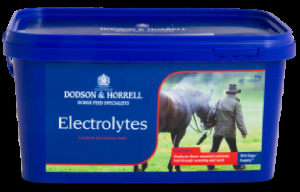 Dodson and Horrell Electrolytes